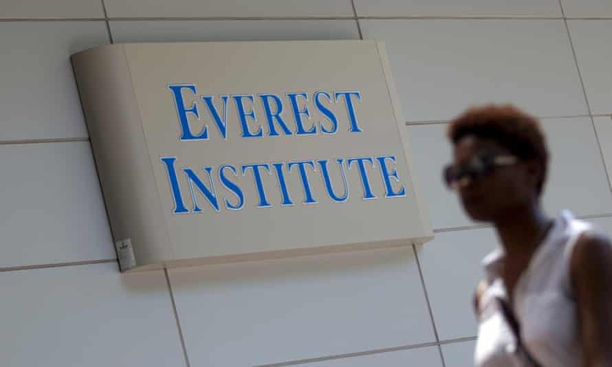 US Money Everest college corinthian