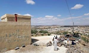 Idlib measles deaths
