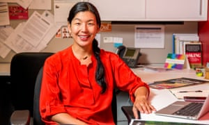 Ai-jen Poo, one of the recipients of the 2014 Macarthur fellowships