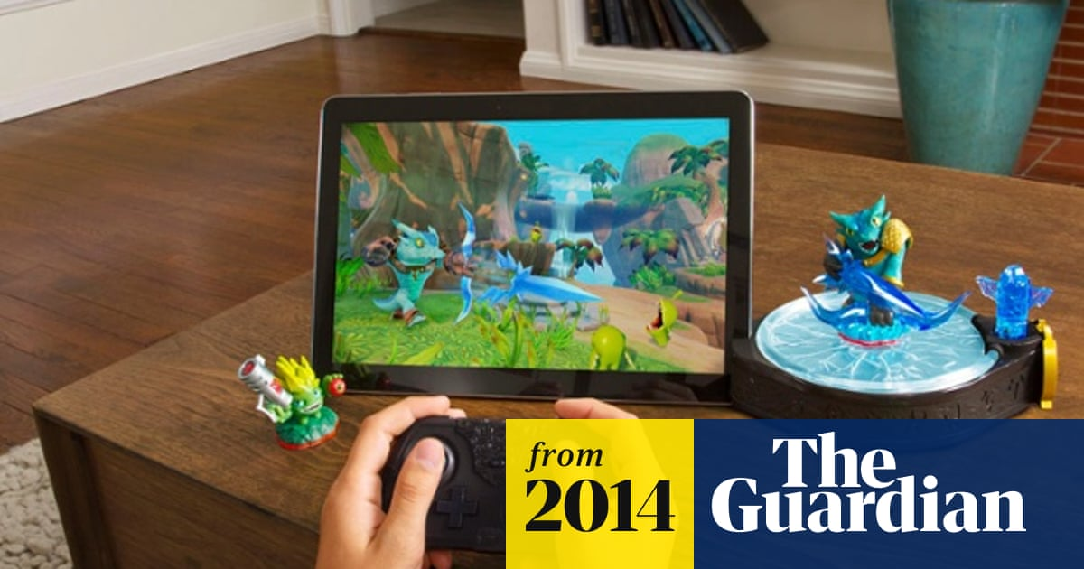 Skylanders Trap Team for tablets: 'This is a full HD console