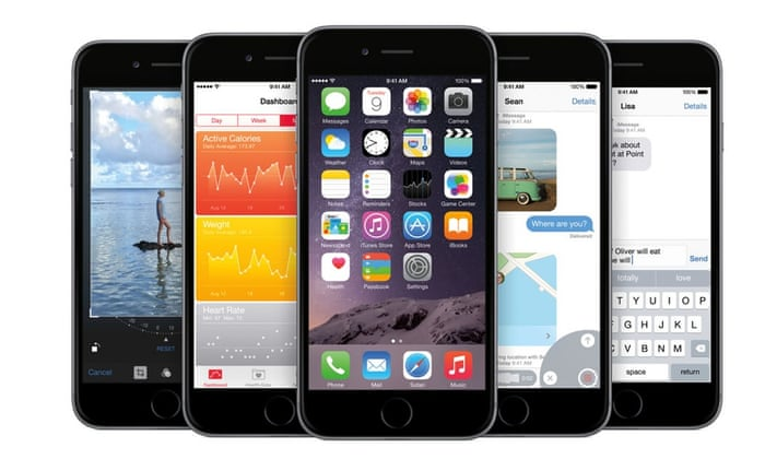 Guardian Live: Apple releases iOS 8 software as developers update