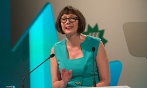 Frances O'Grady at the TUC conference in Liverpool, Britain - 08 Sep 2014.