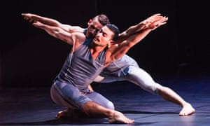 Mesmerics from the Triple Bill by Ballet Boyz The Talent