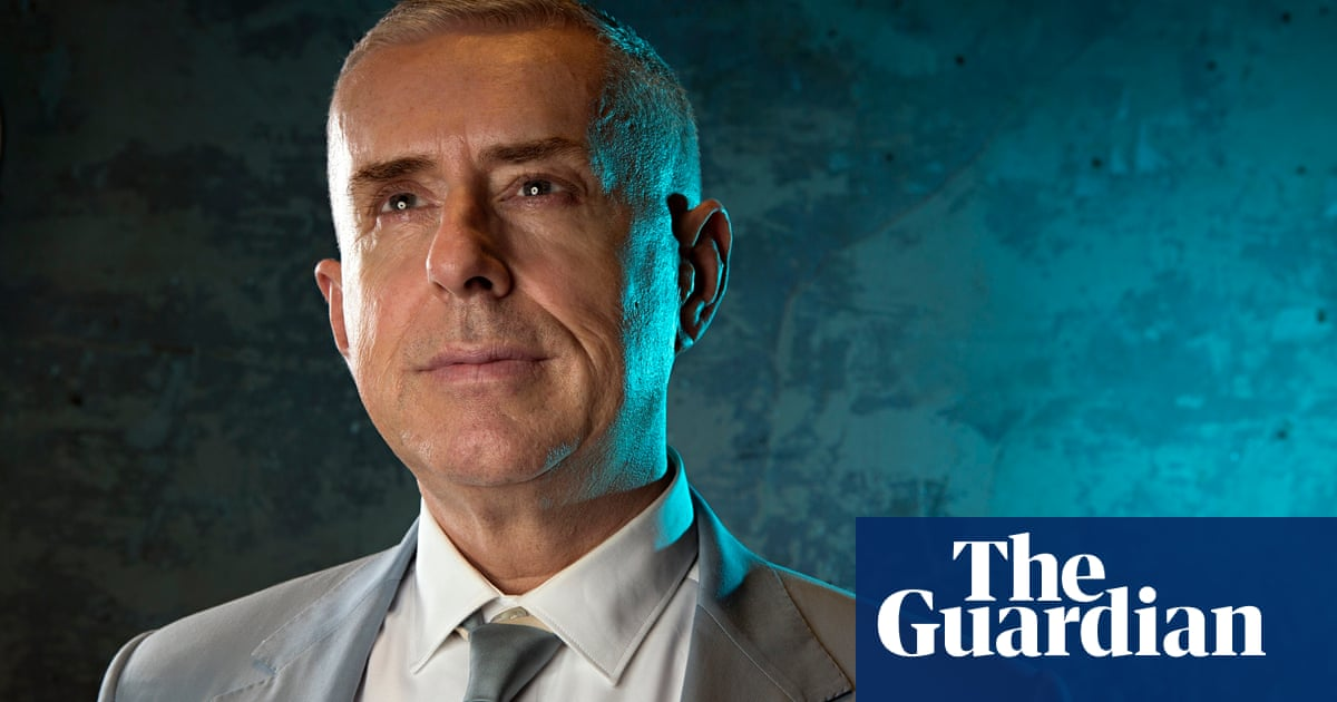 Holly Johnson I Was Never Very Good At Sucking Up Its Just Not