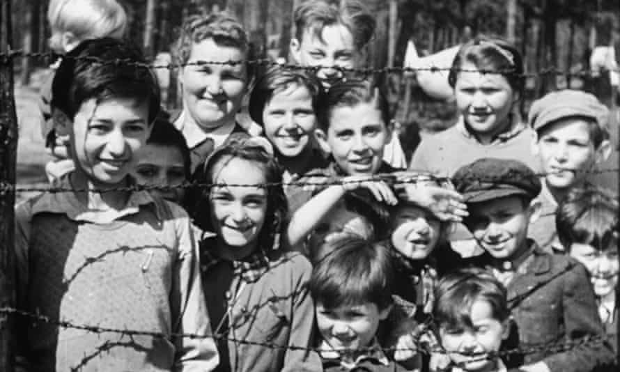 Night Will Fall children liberation Belsen