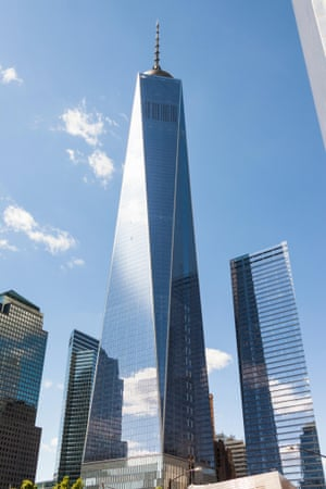One World Trade Center also known as Tower 1 and Freedom Tower