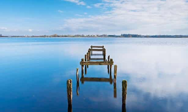 Lough Neagh, County Down, Northern Ireland