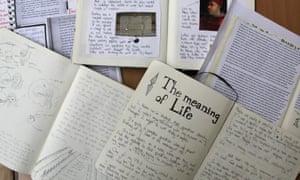 thinking journals