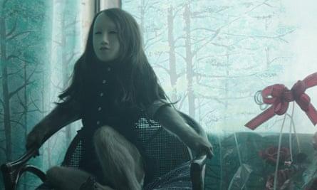 Monkey magic … video still by Pierre Huyghe.