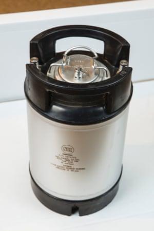 The Mini Keg.