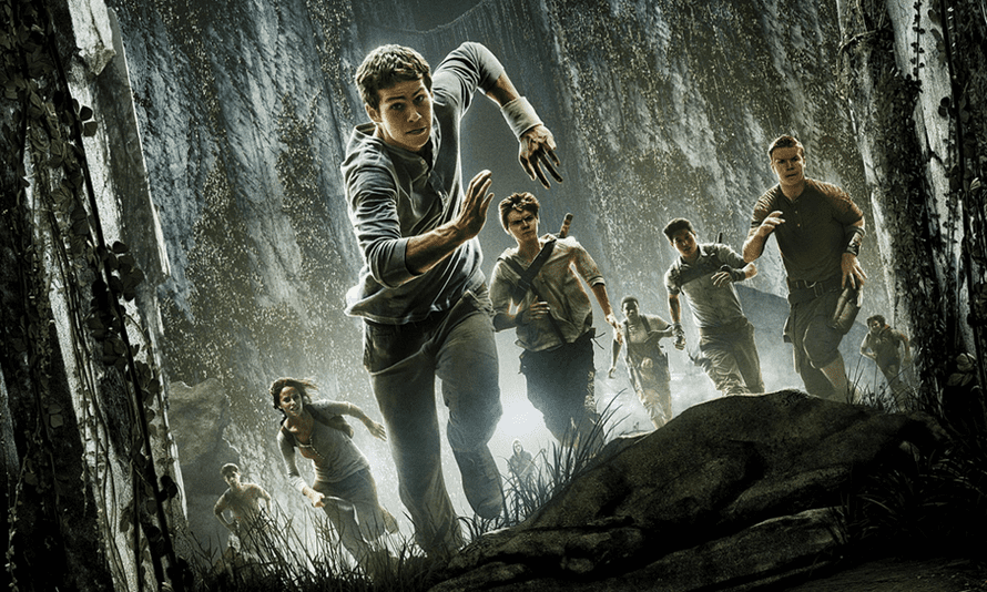 The Maze Runner review – the acting's great. Shame about the rest of it |  Film | The Guardian