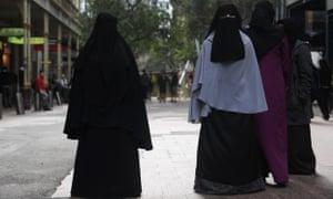 burqa australia