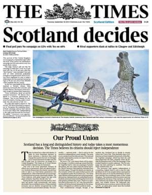 The Times - Scottish edition