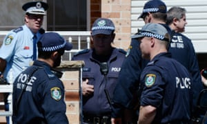 Sydney terror raids