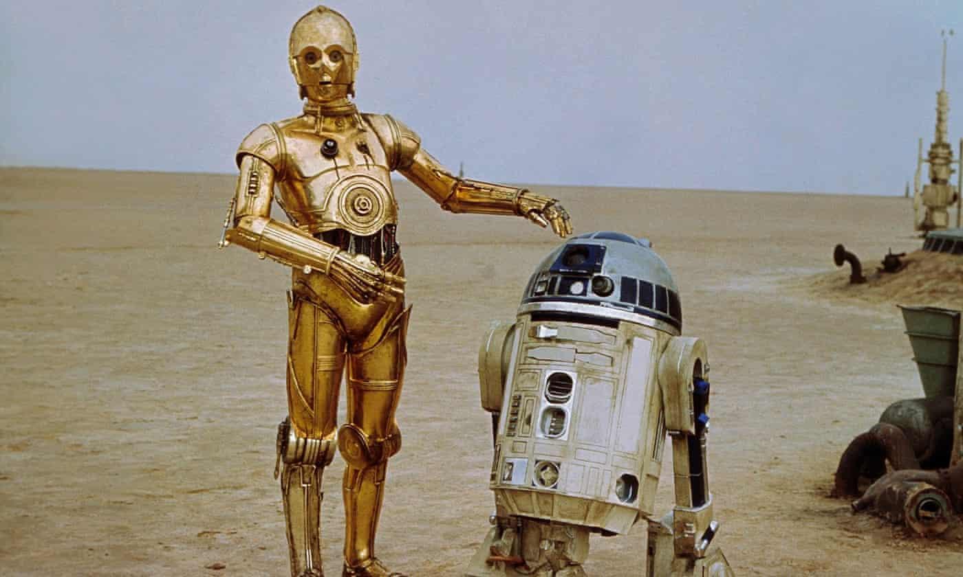 Star Wars: Episode VII: No CGI C-3P0 and Adam Driver shuns the dark side
