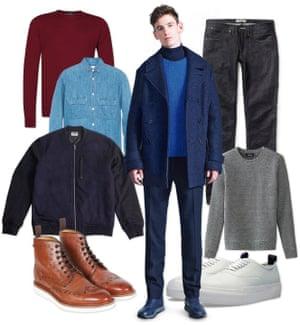 Men's clothing essentials