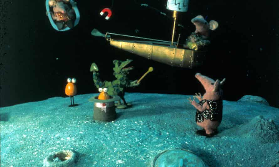 The Clangers.