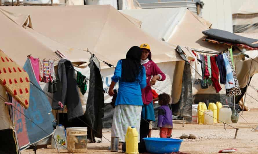 MDG: Syria women