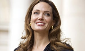 Jolie has had double mastectomy
