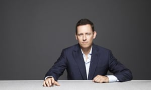 Peter Thiel, entrepreneur and PayPal co-founder