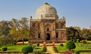 Mosque of Sheesh Gumbad, Lodhi