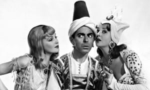 Open seasme: a still from Ali Baba Goes To Town, 1937.