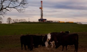 fracking pennsylvania oil gas shale well
