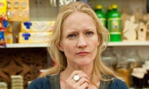 Paula Malcomson as Maureen Ashby in Sons of Anarchy – AKA Deadwood's Trixie.