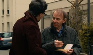 The Kidnapping of Michel Houellebecq