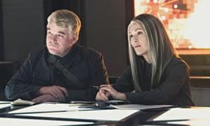 Hunger Games: Mockingjay Part 1 film still