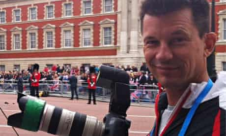 British Photojournalist John Cantlie