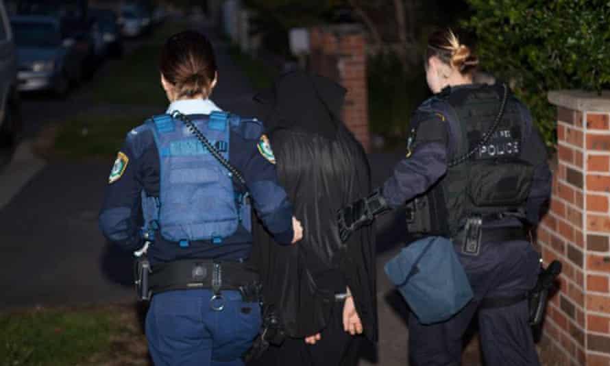 Sydney raids