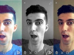 Snapchat Fun Filter