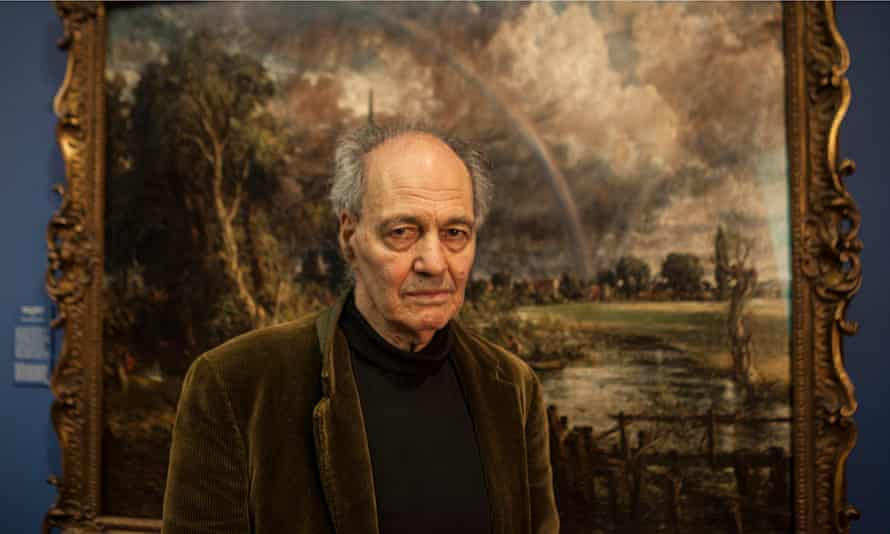 Frank Auerbach at the V&A's Constable exhibition