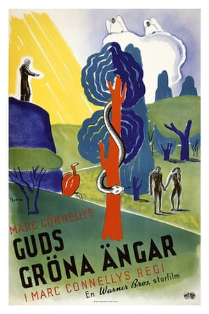 The Green Pastures (1936) Swedish / American