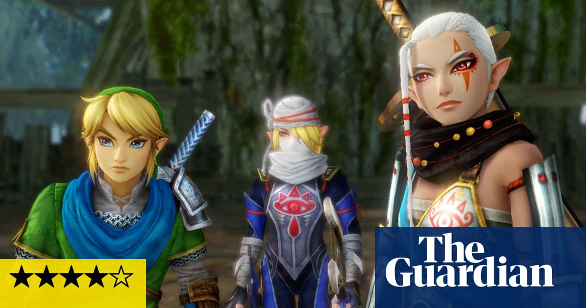 Hyrule Warriors Review A Frankenstein S Monster Of A Game Games The Guardian