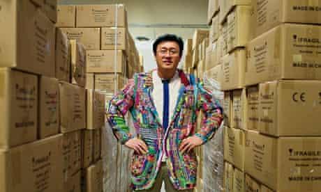 Inventor of the Rainbow Loom, Cheong Choon Ng