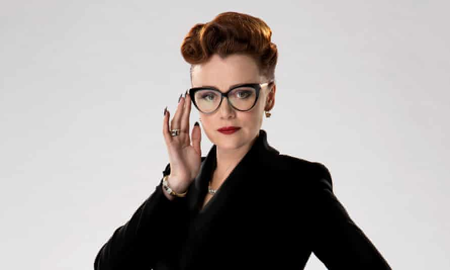 Keeley Hawes in Doctor Who