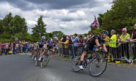 Tour de France 2014 in Yorkshire
