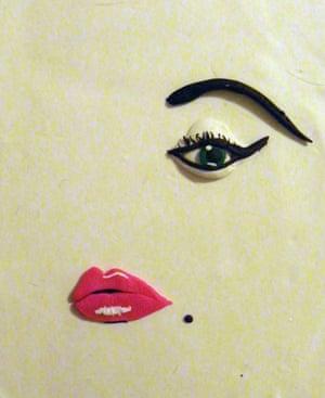 """Doe Eye"" Vogue cover by Erwin Blumenfeld"