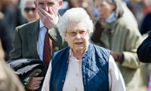 The Queen … is she posh? Yeah, she kind of is …