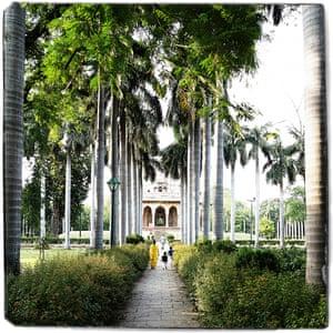 Lodi Gardens.