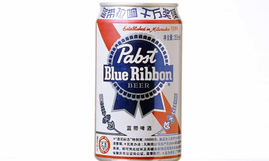 Pabst Blue Ribbon, Pabst Brewing Company,