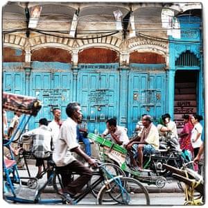 Chandi Chowk, Old Delhi.