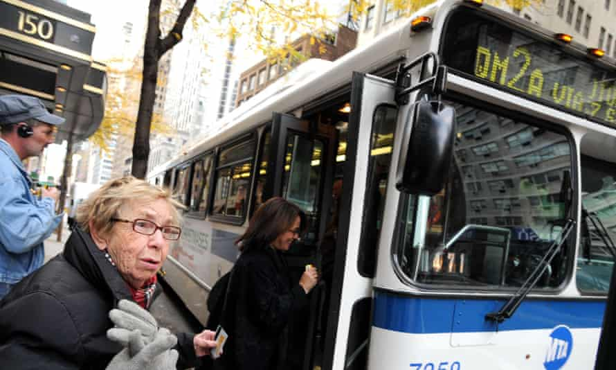 Nyc bus MTA