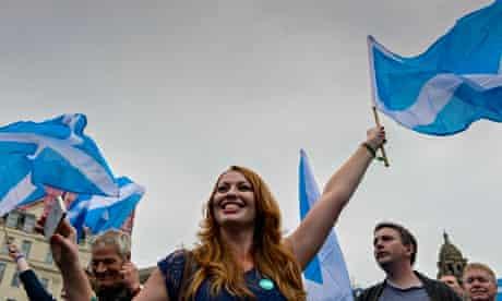 Scottish Referendum Vote