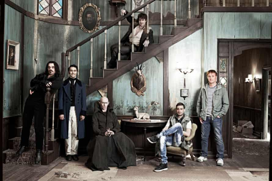 Cast of What We Do in the Shadows