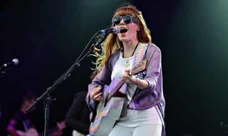 Jenny Lewis … turning close-angle shots of her imperfect world into great pop.