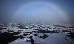 The Chukchi Sea
