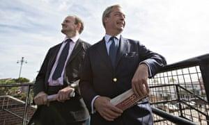 Nigel Farage and Douglas Carswell